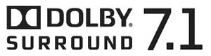 Dolby 7.1 zvuk