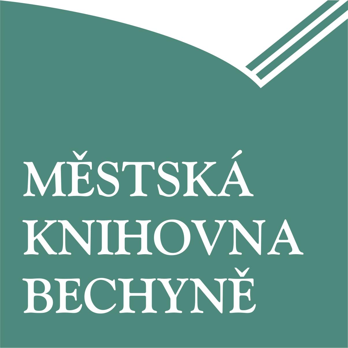 Logo knihovna