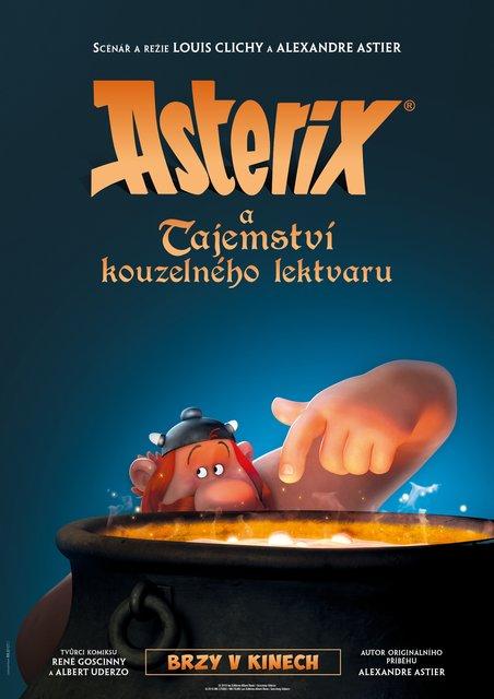 KINO: Asterix a tajemství kouzelného lektvaru