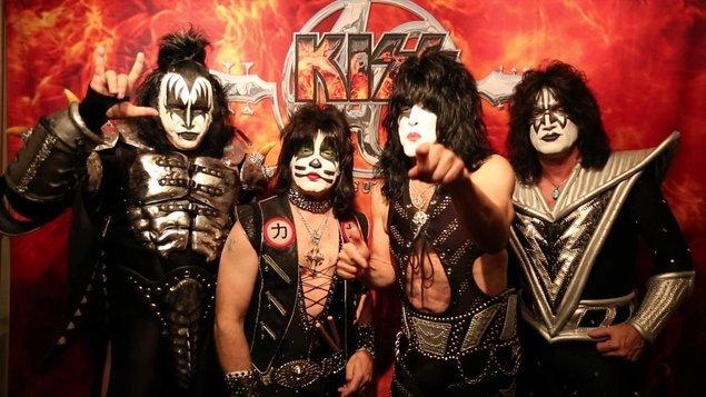 KISS Rocky Vegas