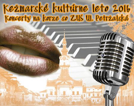 Koncerty na korze so ZUŠ Ul. Petržalská KK