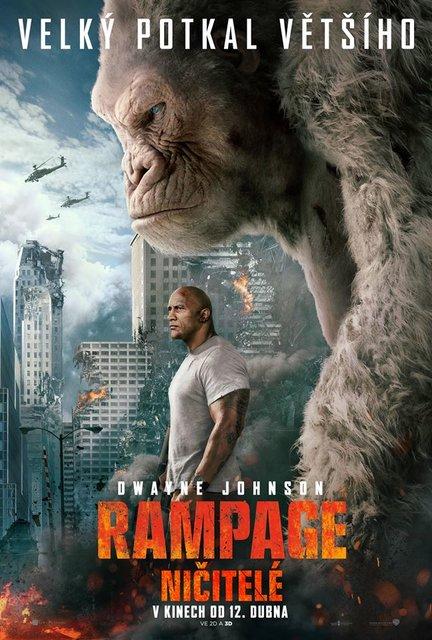 KINO: Rampage: Ničitelé