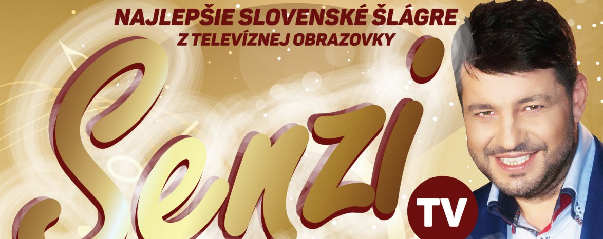 SENZI TV SHOW - TELEVÍZIA SENZI
