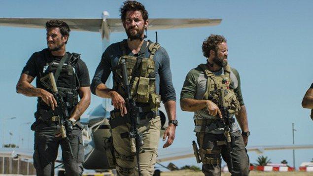 13 hodín: Tajní vojaci z Bengházi