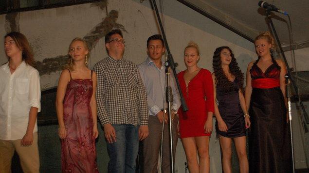 Koncert Rity Záležákovej a jej žiakov
