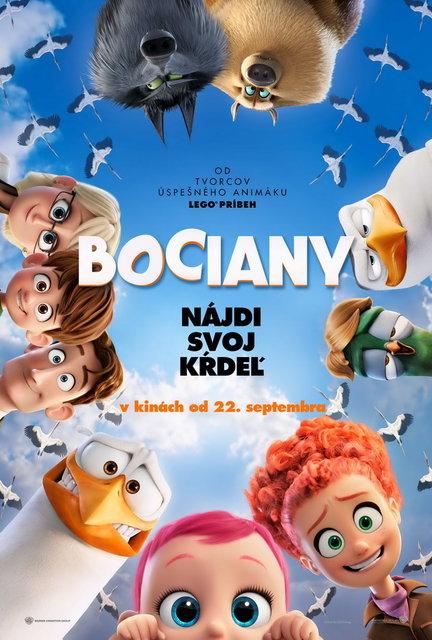 Bociany (Storks)
