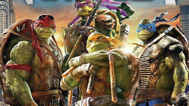 Želvy Ninja 2 (PŘEDPREMIÉRA)