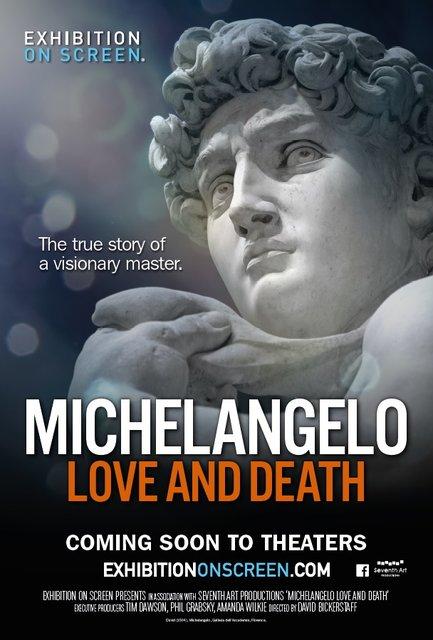 KINO: Michelangelo: Láska a smrt
