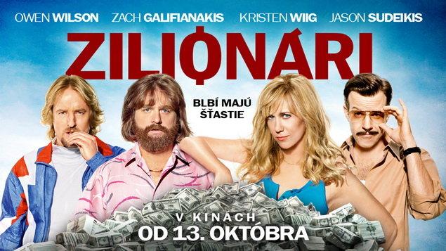 Zilionári