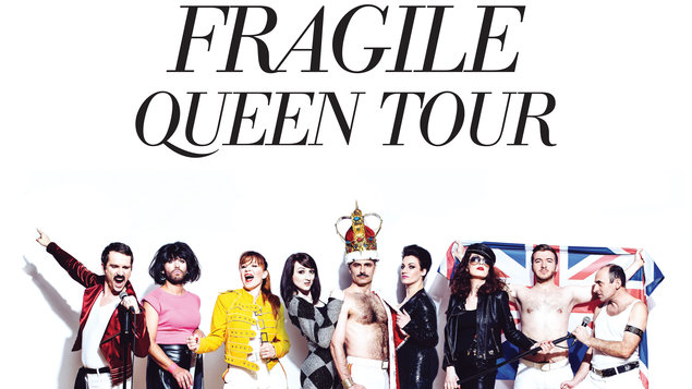 FRAGILE  QUEEN TOUR