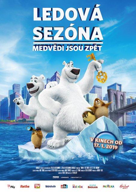 KINO: Ledová sezóna: Medvědi jsou zpět