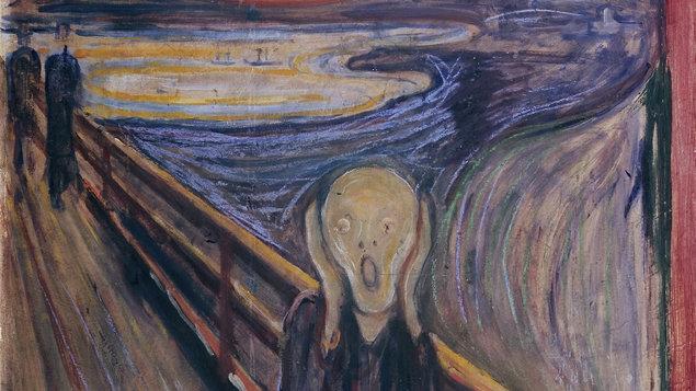 Munch z Munchova muzea a Národní galerie v Oslo