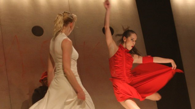 Carmen ~ Slovenské divadlo tanca Bratislava
