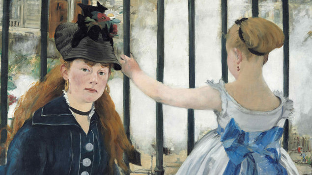 Manet: Portraying Life z Royal Academy of Arts v Londýně