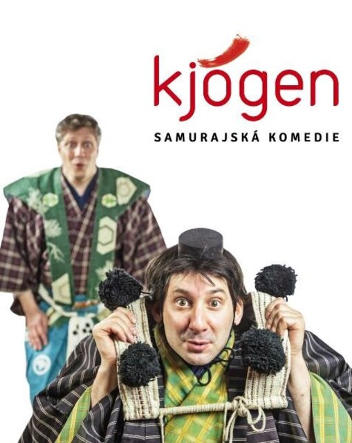 V zákulisí s Divadlem kjógen + Bubeníci Eisaa