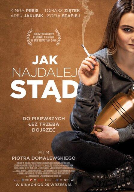 FILMOVÝ KLUB: Made in Poland: Co nejdále odtud