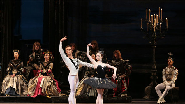 Labutí jezero | Bolshoi Theatre