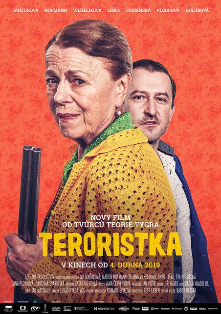 Letní kino BIKINO: Teroristka