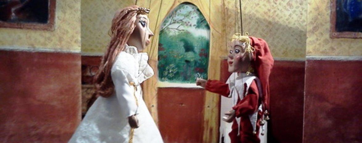 Kašpárek a chytrá princezna
