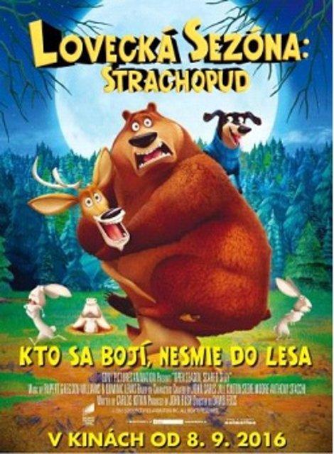 Lovecká sezóna: Strachopud (Open Season: Scared Silly)