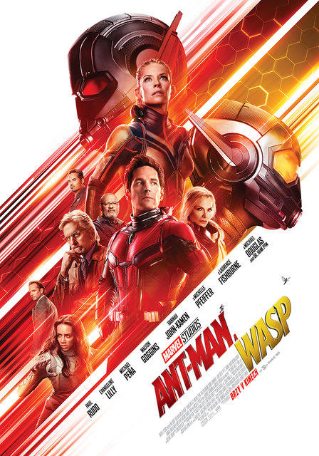 KINO: Ant-Man a Wasp