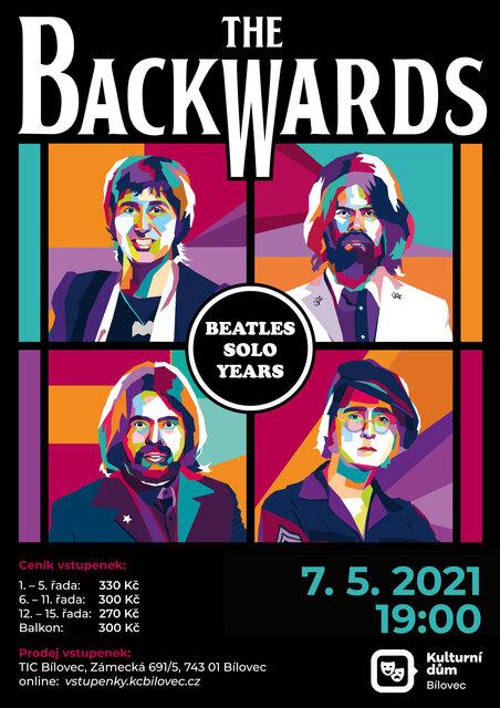 THE BACKWARDS – ZRUŠENO!