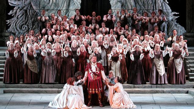 IDOMENEO | Wolfgang Amadeus Mozart