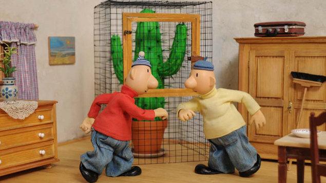 Pat a Mat ve filmu - dětská sleva