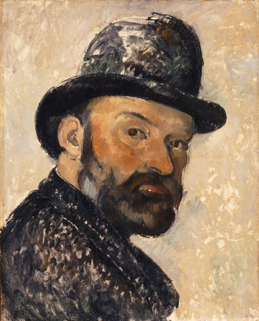 Cézanne - Portraits of a Live