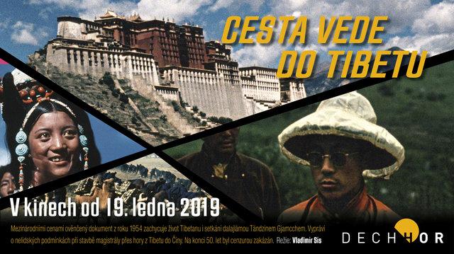 Cesta vede do Tibetu - premiéra