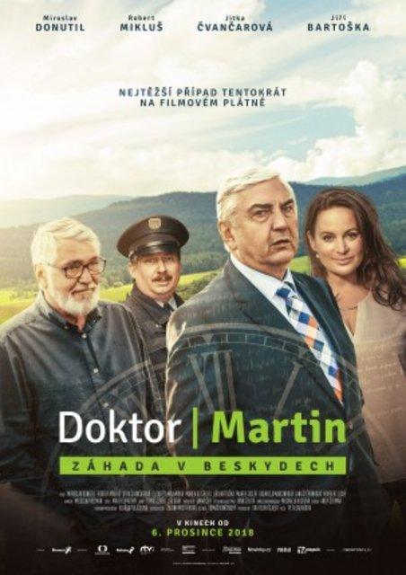KINO: Doktor Martin: Záhada v Beskydech