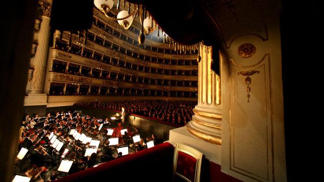 La Scala – Chrám zázraků