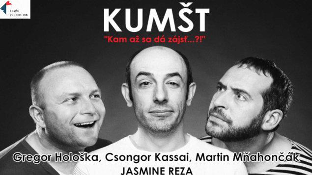KUMŠT PRODUCTION: Y. Reza - KUMŠT
