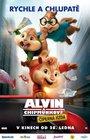 Alvin a Chipmunkovia: Čiperná jazda (Alvin and the Chipmunks: The Road Chip)