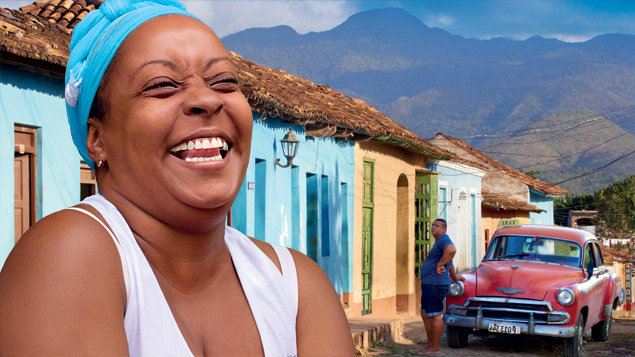 Kuba (diashow M. Loewa)