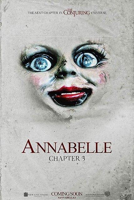 Letní kino BIKINO: Annabelle 3