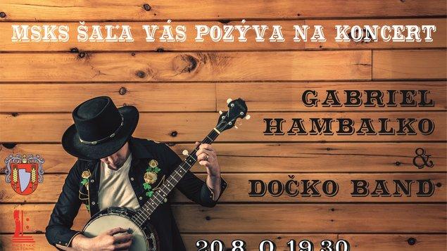 Gabriel Hambalko & Dočko band