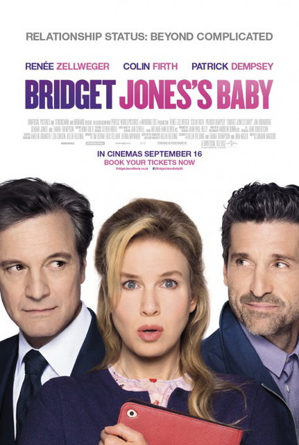 Dieťa Bridget Jonesovej (Bridget Jones´s Baby)