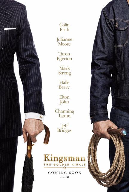 KINO: Kingsman: Zlatý kruh