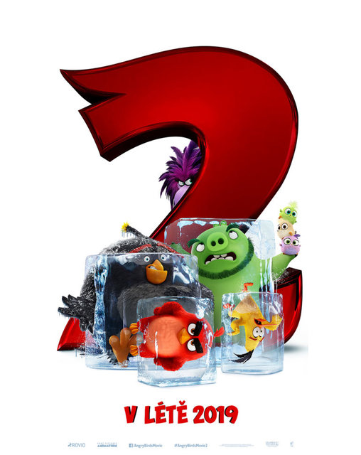 KINO: Angry Birds ve filmu 2