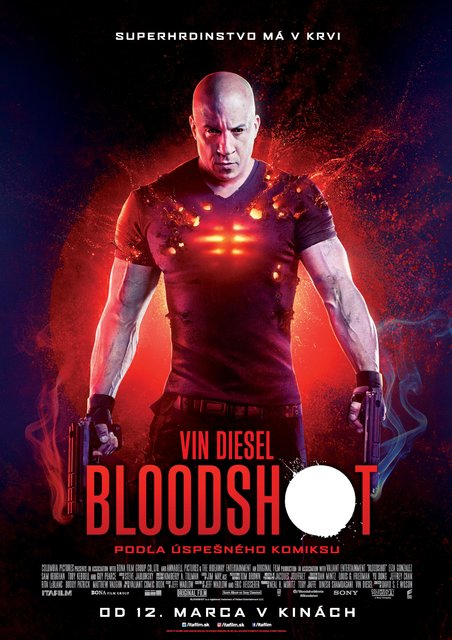 KINO: Bloodshot