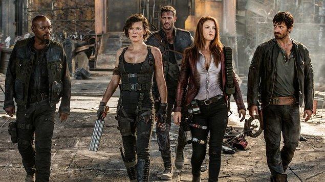Resident Evil: Posledná kapitola