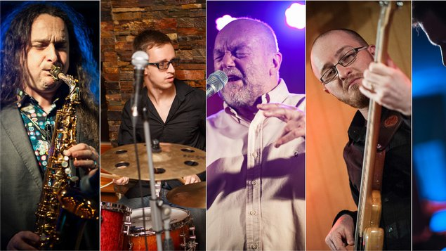 Peter Lipa & band