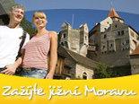 Zažijte jižní Moravu