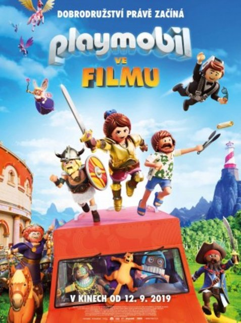 KINO: Playmobil ve filmu