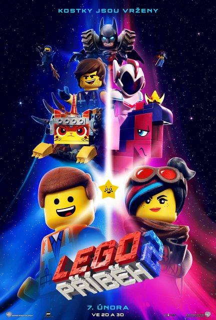 KINO: LEGO® příběh 2