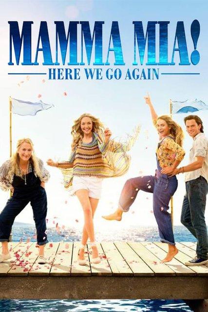 Mamma Mia! Here We…