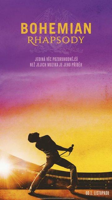 Letní kino BIKINO: Bohemian Rhapsody