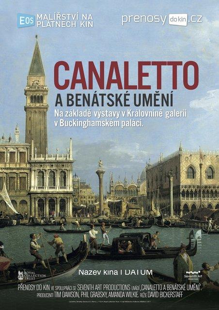 Canaletto a umění Benátek