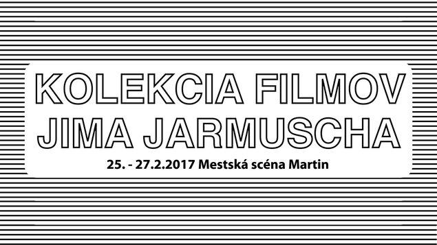 Kolekcia filmov Jima Jarmuscha